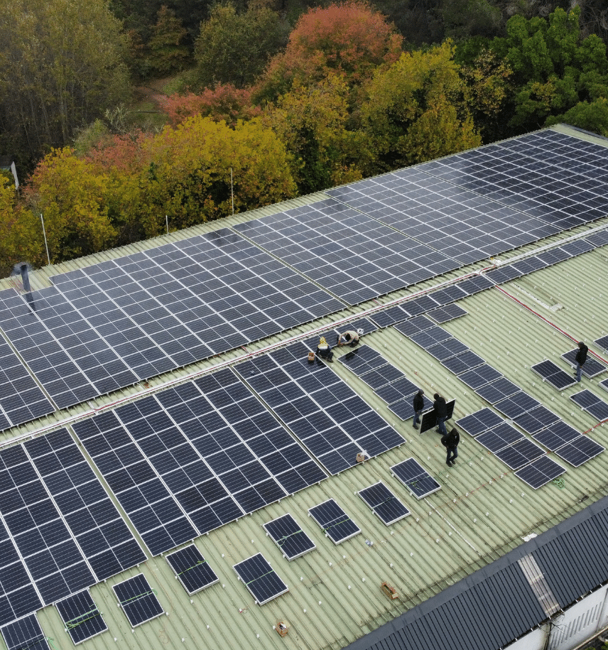 Enie Solar Zevenwacht - Club of Engineers